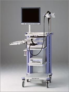 内視鏡ビデオスコープシステム「EVIS LUCERA SPECTRUM NBIシステム」